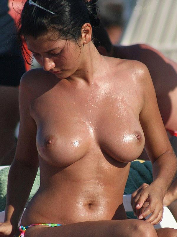 Girl topless sexy Calendar of